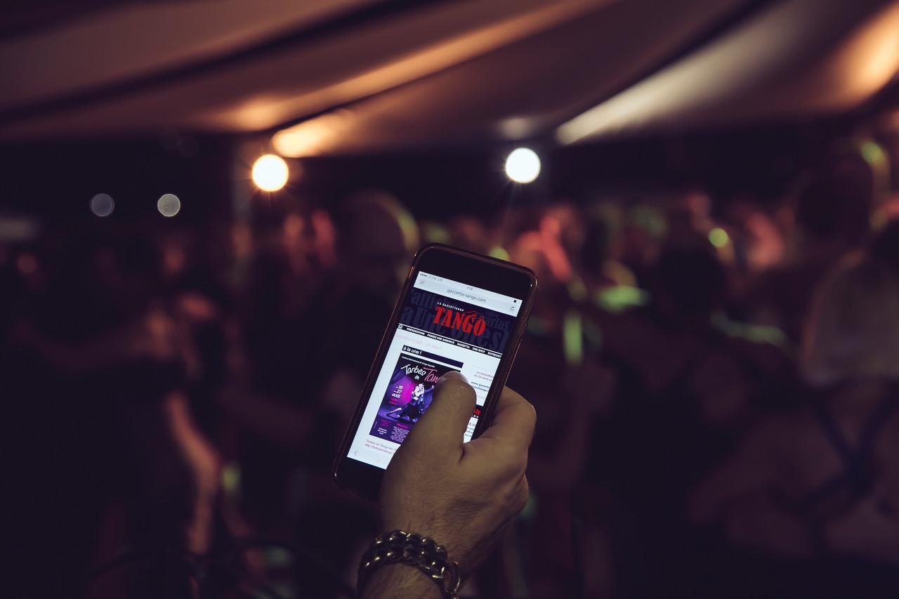 La Gazzetta Tango - Actualité Tango à Paris, en France et en Europe