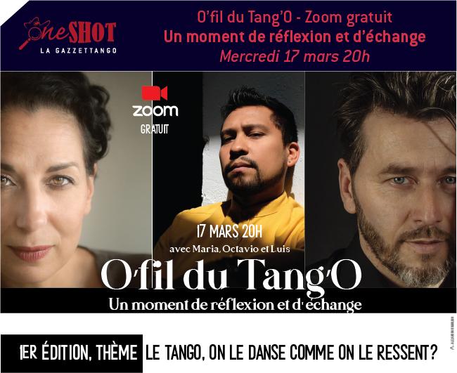 Le spotango présente: O'fil duTang'o
